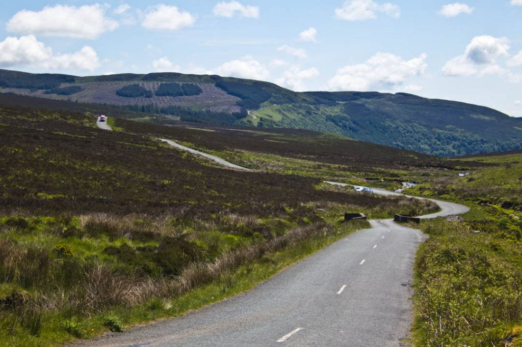 One of the top places to visit in Wicklow is Sally Gap, its spectacular and beautiful.