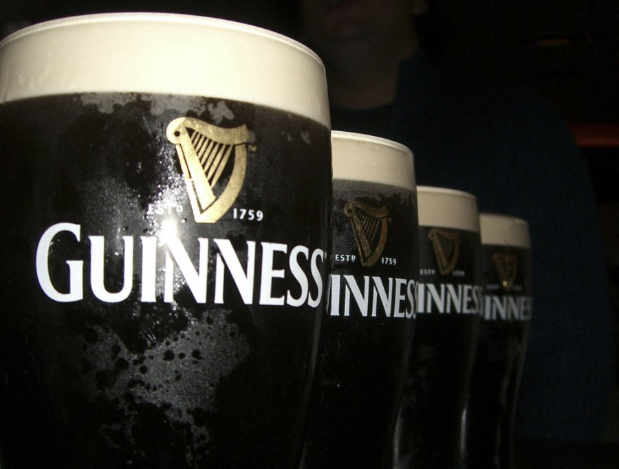 Guinness Irish Beer