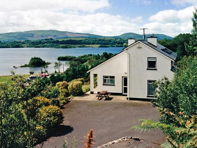 Clonbur, Lough Corrib, County Galway