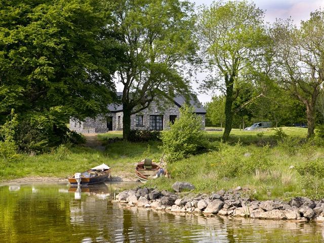 Headford, Lough Corrib, County Galway