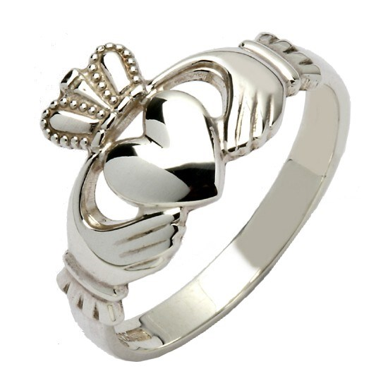 The Claddagh ring is one of the top 10 Irish Celtic symbols