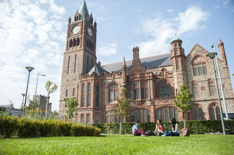 The Guildhall is another of the best things to do in Derry.