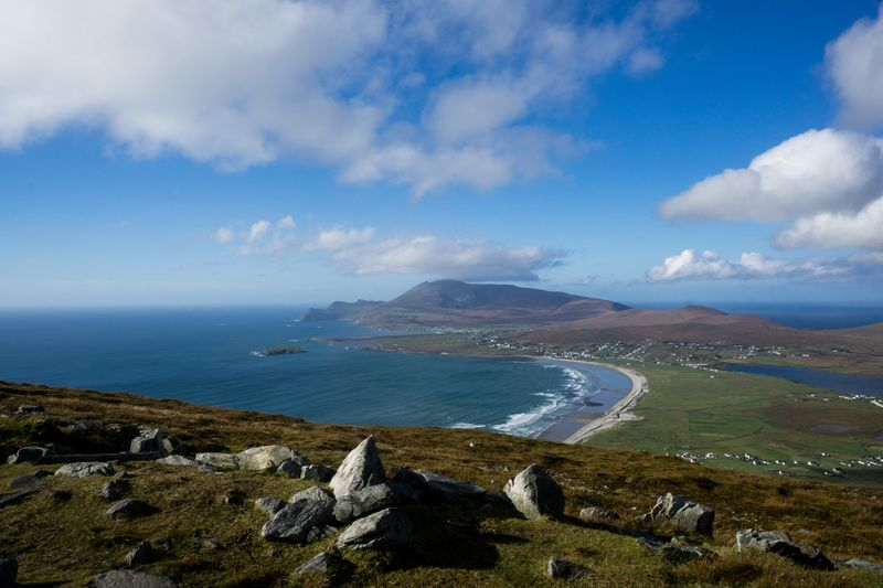 Achill Island is the largest island in Ireland and one of the most magical places to visit in Ireland.