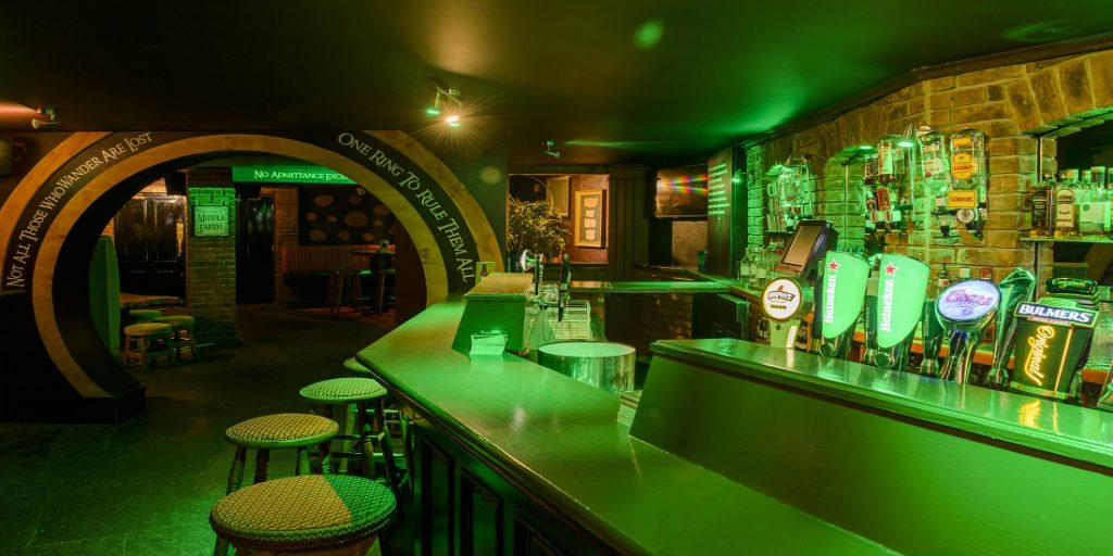 The Shire is a Lord of the Rings-themed pub in Killarney