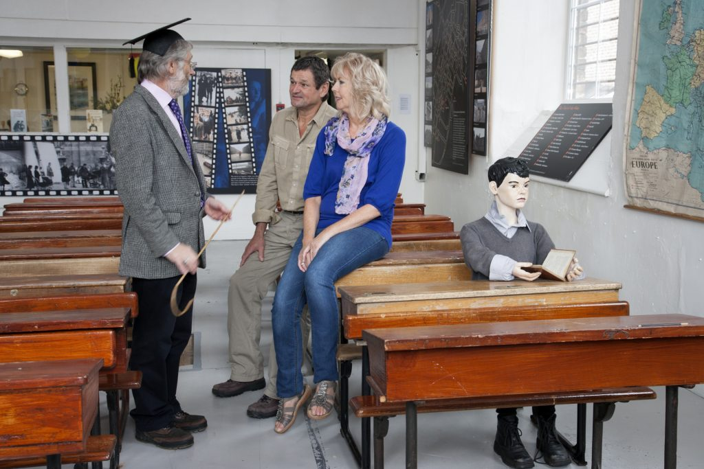 Frank McCourt Museum is another of the top best things to do in Limerick.