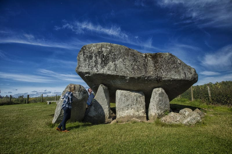 Brownshill Dolmen is one of the 10 best things to see in south-east Ireland.