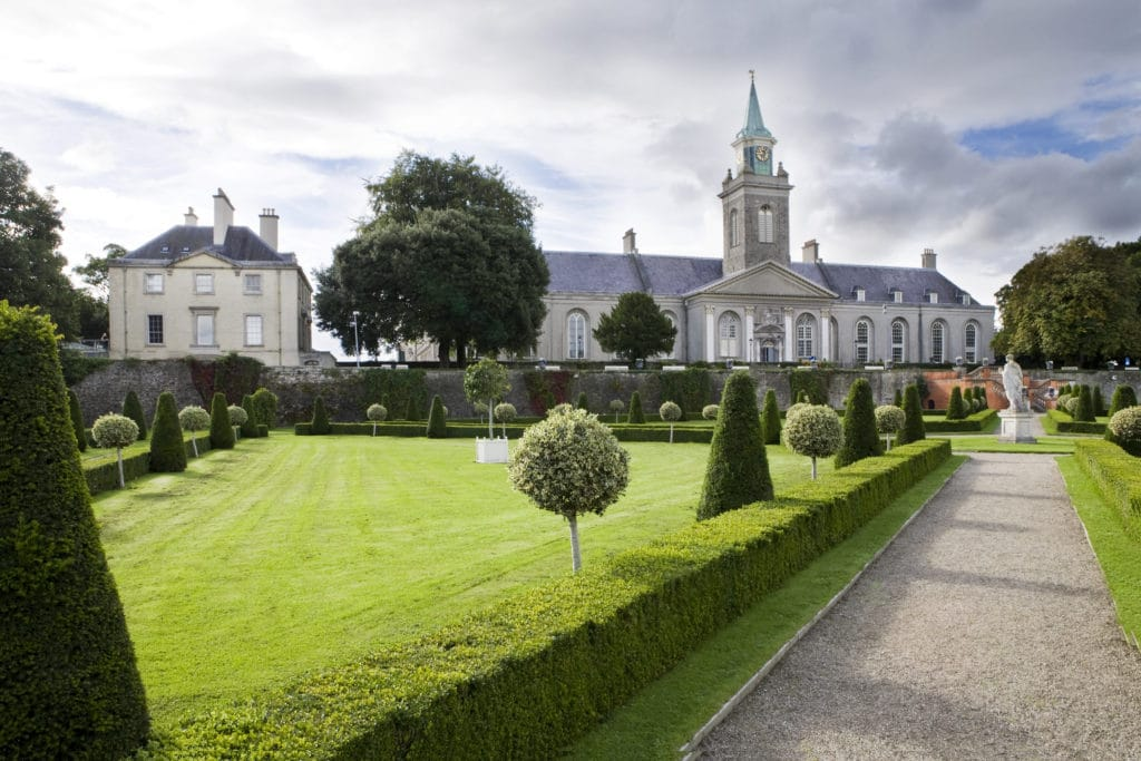Visit the IMMA and its grounds with your sweetheart