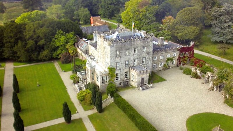 Huntington Castle is one of the 10 best things to see in south-east Ireland.
