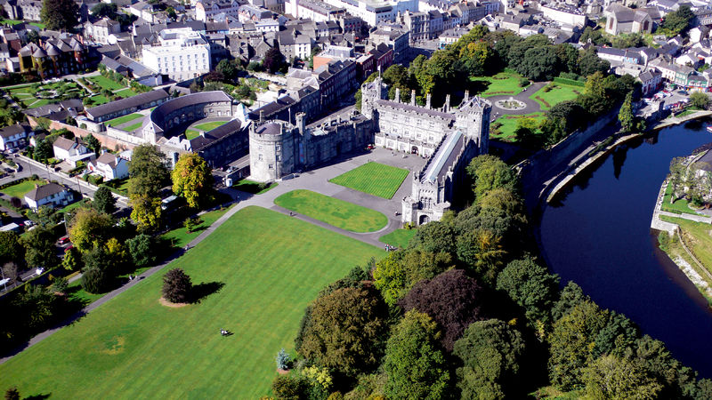 Kilkenny Castle is one of the 10 best things to see in south-east Ireland.