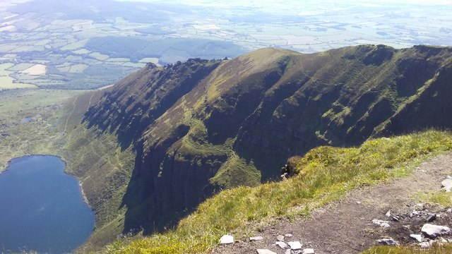 The Comeragh Mountains are one of the 10 best things to see in south-east Ireland.