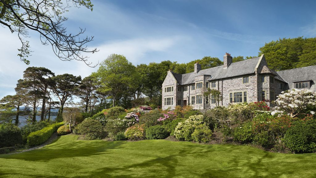 Ard Na Sidhe Hotel is one of the 10 most romantic getaways in Ireland