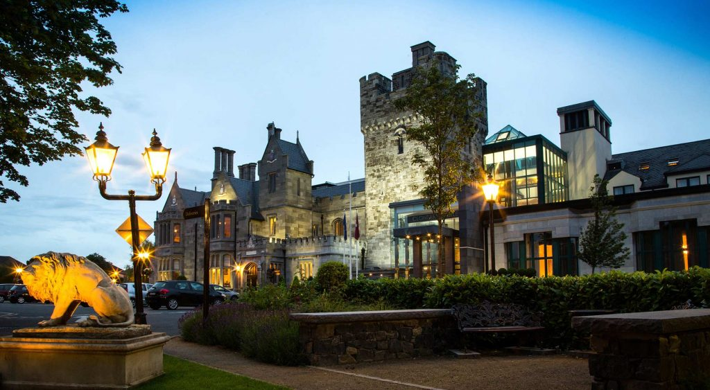 Clontarf Castle Hotel is one of the top 10 most romantic things to do in Dublin