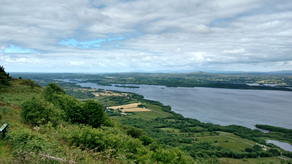 Lough Navar Forest Drive has some spectacular views as well as making out list of most dangerous roads in Northern Ireland.