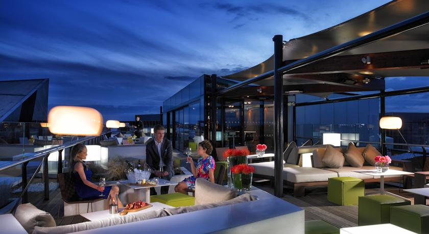 The Marker Hotel offers stylish accommodation by the docklands