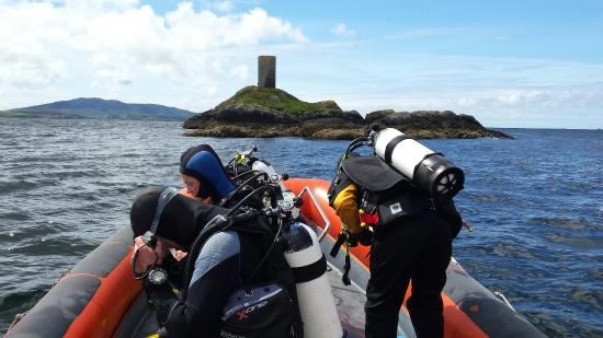 10 INSANE Deep Sea Diving Trips In Ireland