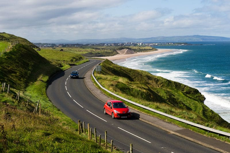 Not renting a car is one of 10 big mistakes people make when planning a trip to Ireland