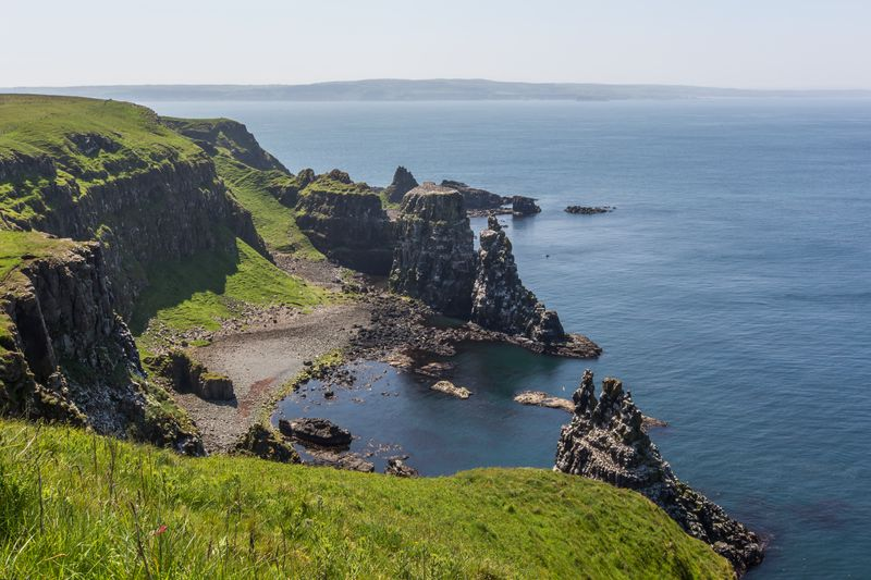 Rathlin Island is an island off the coast of Northern Ireland
