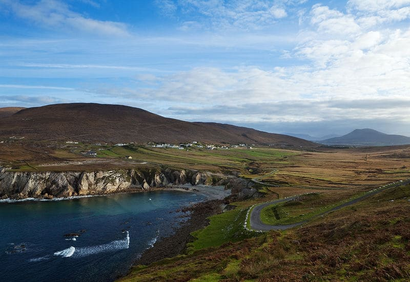 Achill Island in County Mayo is a must-see