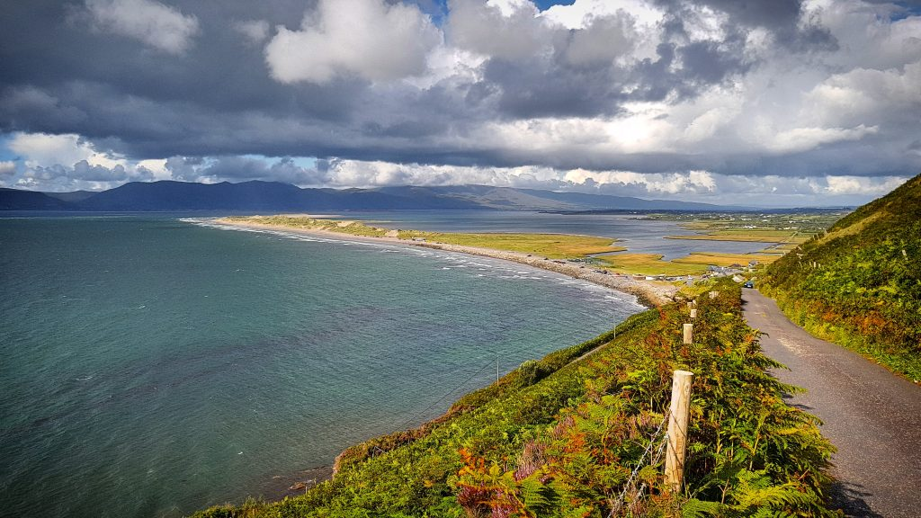 Rossbeigh Beach is one of Ireland's top 10 beaches, according to TripAdvisor