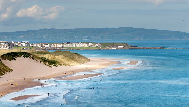 Beaches are one of 10 reasons not to miss Northern Ireland on a trip to Ireland