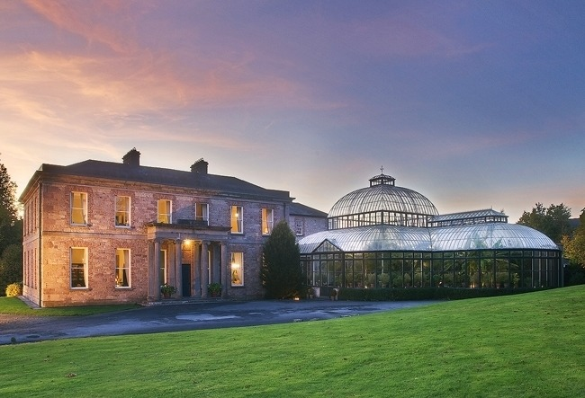 Kilshae House in County Tipperary is a lovely venue to tie the knot