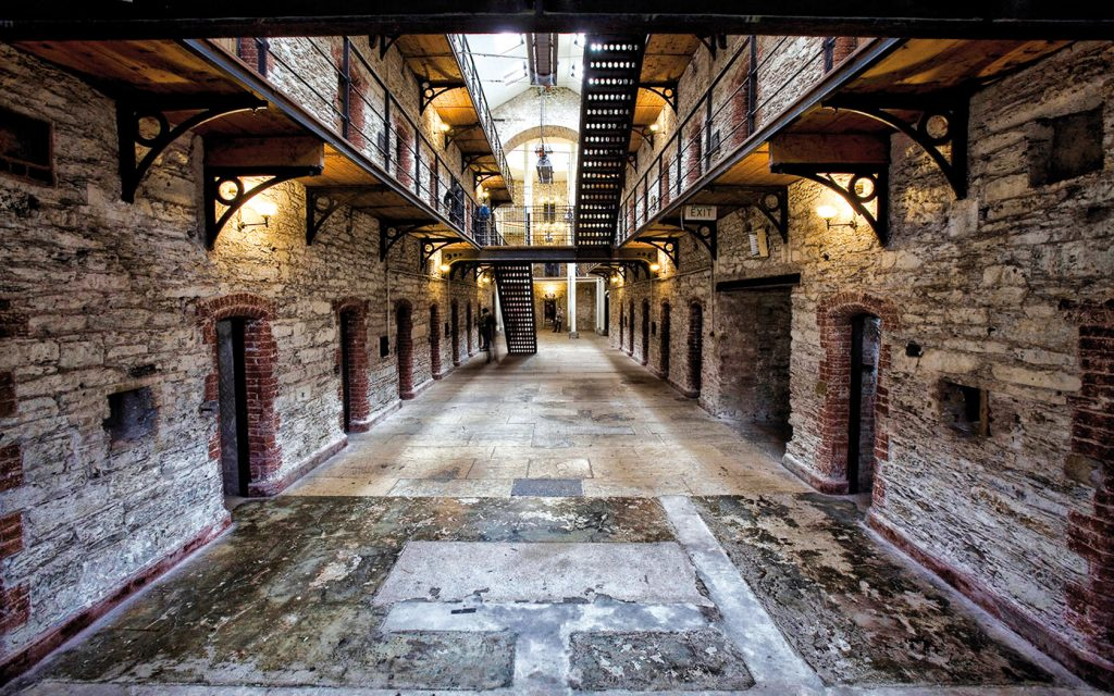 10 things to do in Cork before you die include visiting the Cork City Gaol