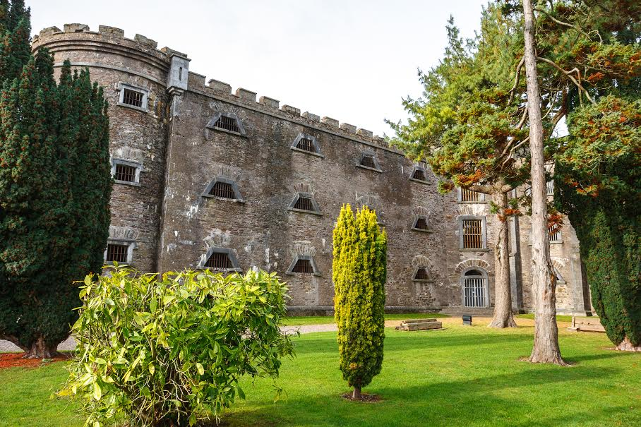 Cork City Gaol is a must-visit stop in the city.