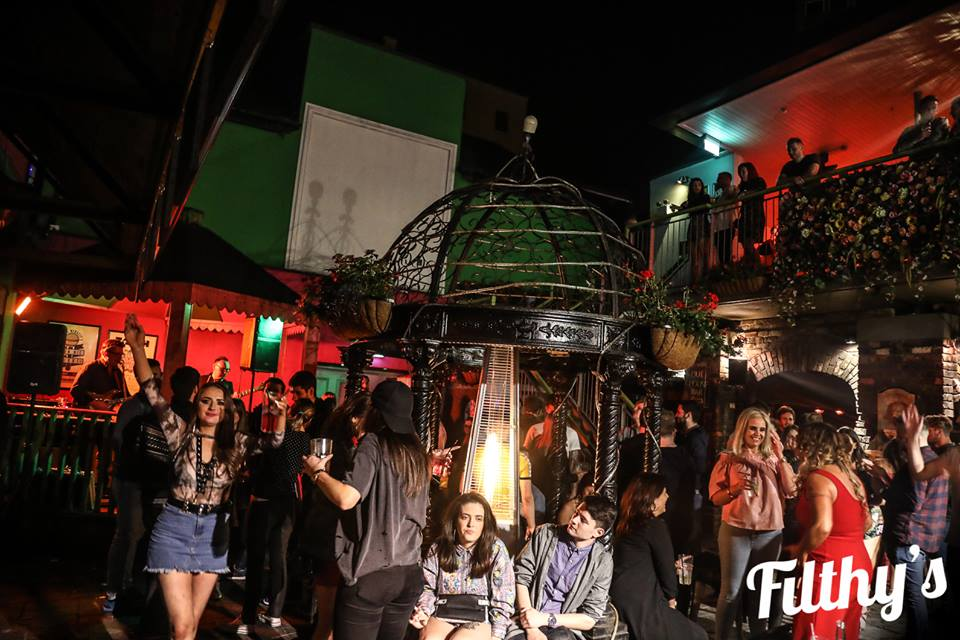 Craic's 90 in Filthy McNasty's is a great club to try if you're looking for something to do on Tuesdays.