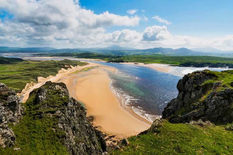 Map Of Ireland Beaches.11 Beaches In Ireland You Simply Can T Miss
