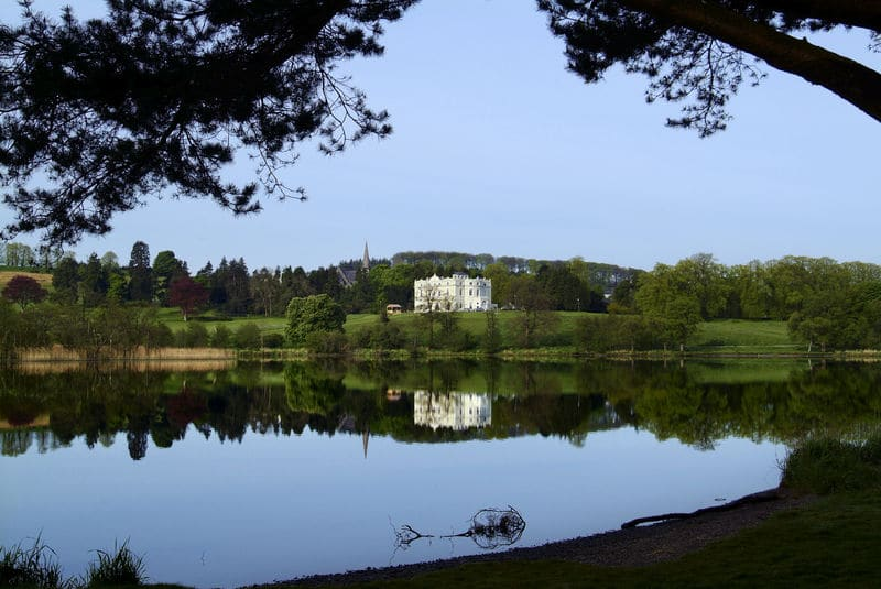Muckno Lake in Monaghan is lovely on a sunny day