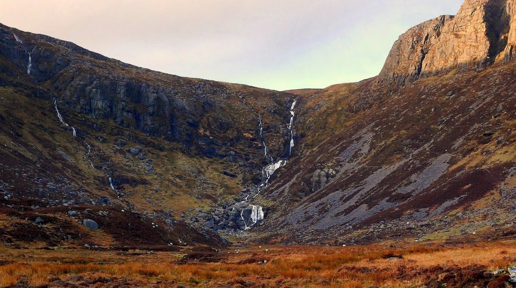 Mahon Falls is another one of the most beautiful waterfalls in Ireland.