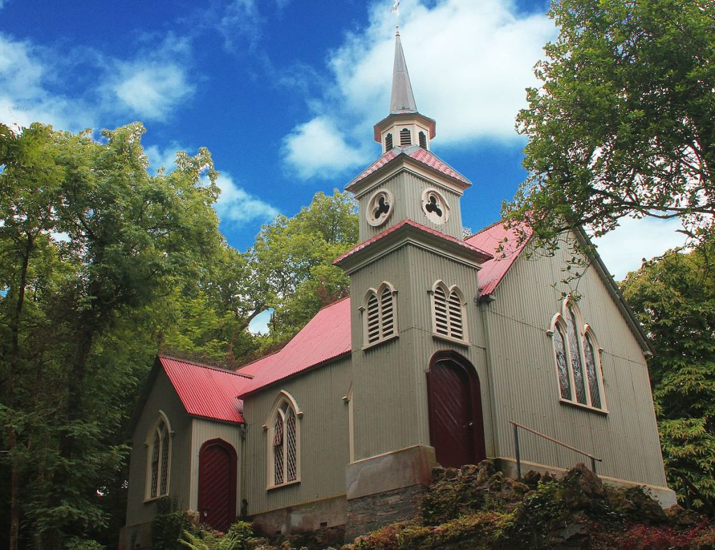 St Peter's Tin Church is one of the top 10 things to do and see in County Monaghan