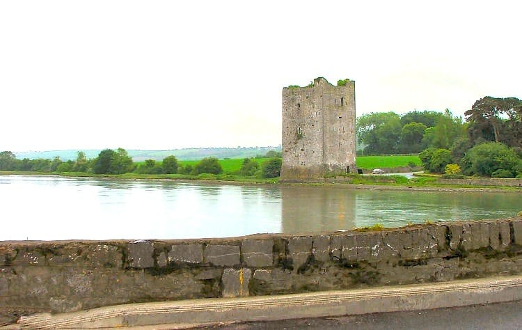 Belvelly-Castle-Most-Haunted-Places-in-Cork