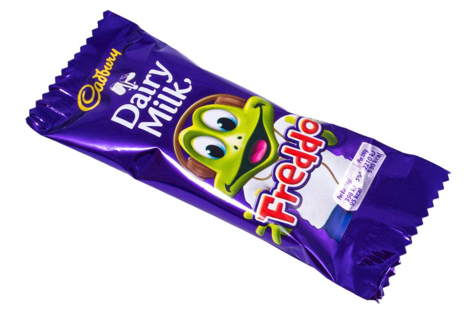 This image has an empty alt attribute; its file name is Freddo.jpg