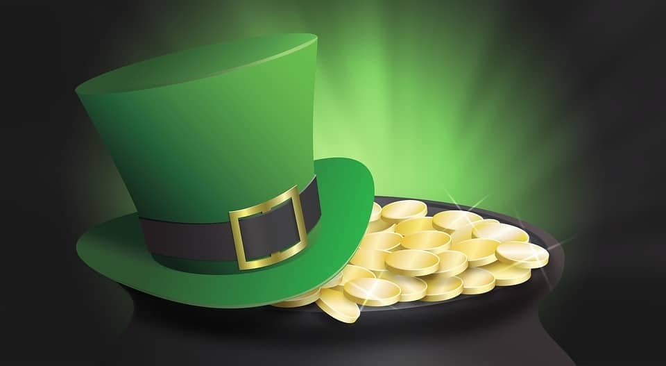 Catching a leprechaun will grant you three wishes