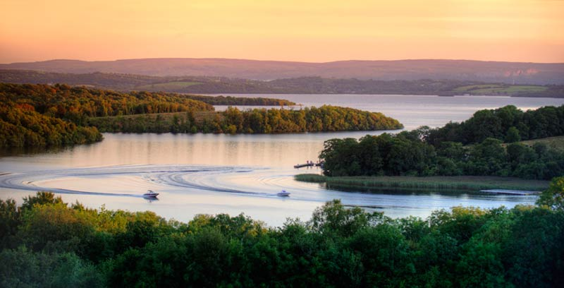 Lough Ree is one of the top 10 things to do and see in County Longford