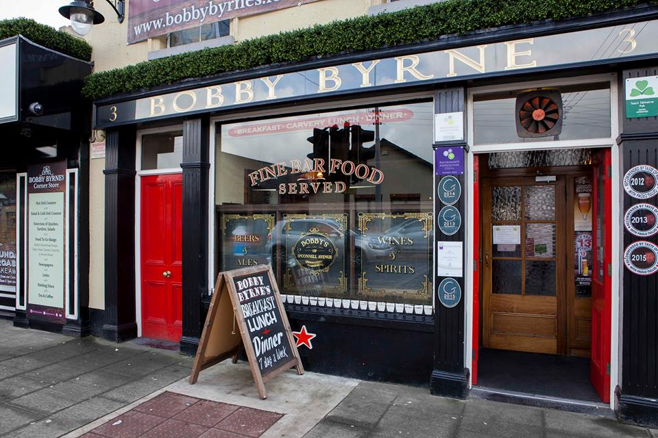 Bobby Byrne is a great pub, another of the top best pubs in Limerick.
