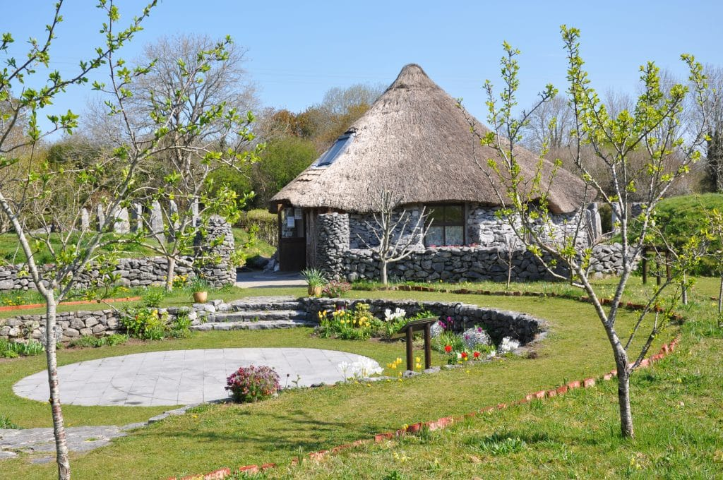Top places in Ireland to bring the kids this summer include Brigit's Garden in County Galway
