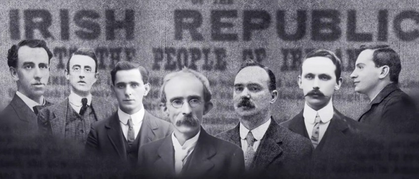 The biggest historical event from every county in Ireland includes the Easter Rising in Dublin