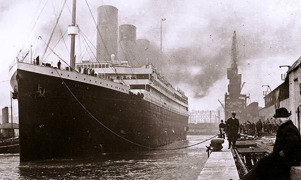 The Titanic II will be a replica of the RMS Titanic