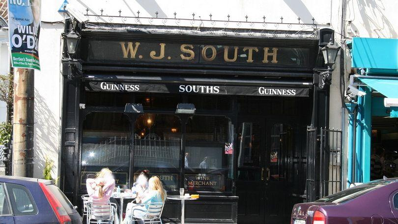 Be sure to visit South's pub when in Limerick!