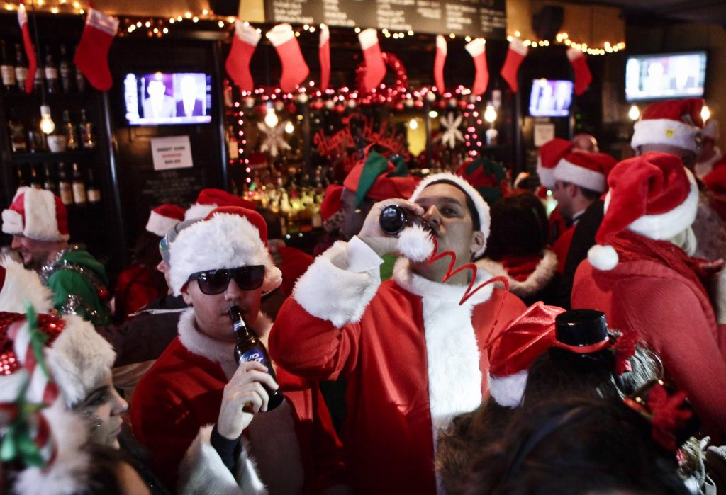 Reasons you should do 'the 12 pubs of Christmas' in Dublin include the awesome pubs