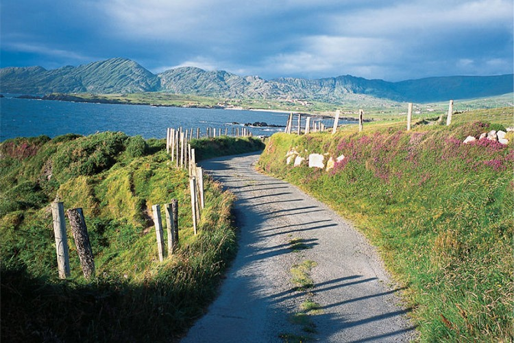 Must-see places in Kerry include Kenmare on the Ring of Beara