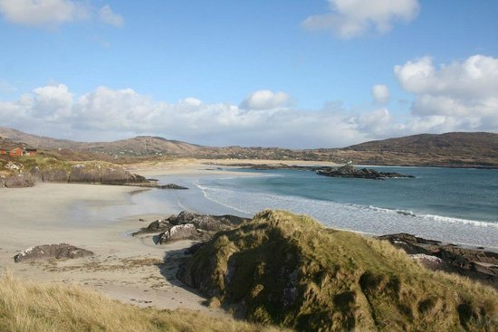 Derrynane Beach is one of Ireland's top 10 beaches, according to TripAdvisor