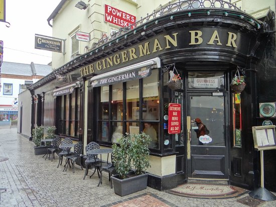 10 pubs and bars in Waterford you need to visit before you die include the Gingerman