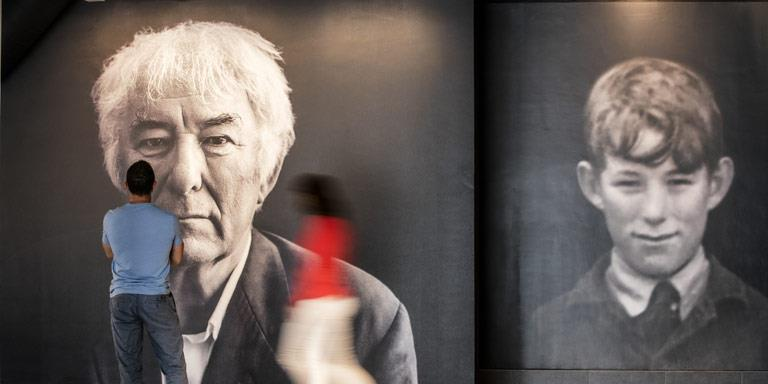Seamus Heaney has another of the best quotes about Ireland, he truly loved this country.