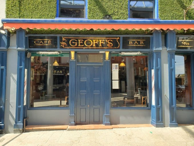 The 5 best restaurants for foodies in Waterford city include Geoffs