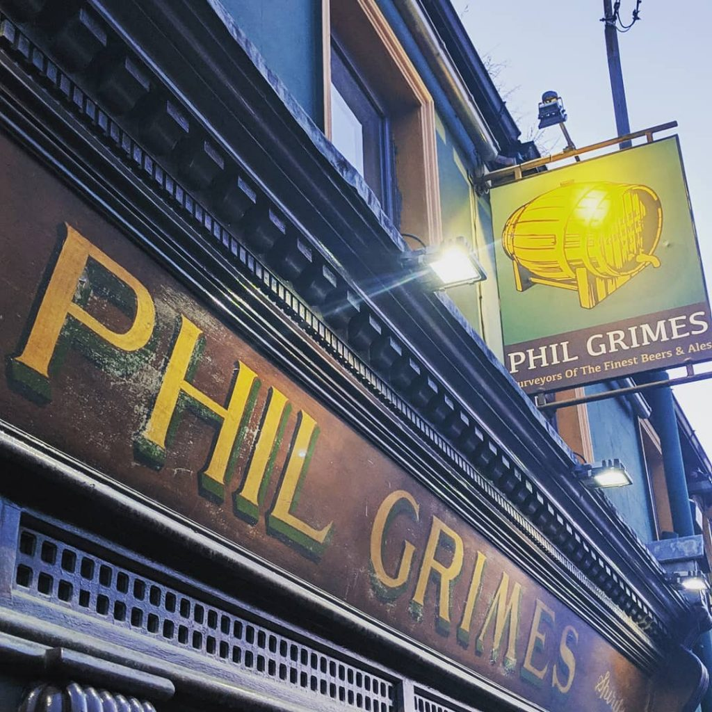 10 pubs and bars in Waterford you need to visit before you die include Phil Grimes