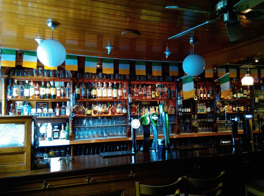 Tom Maher's is an old-school pub