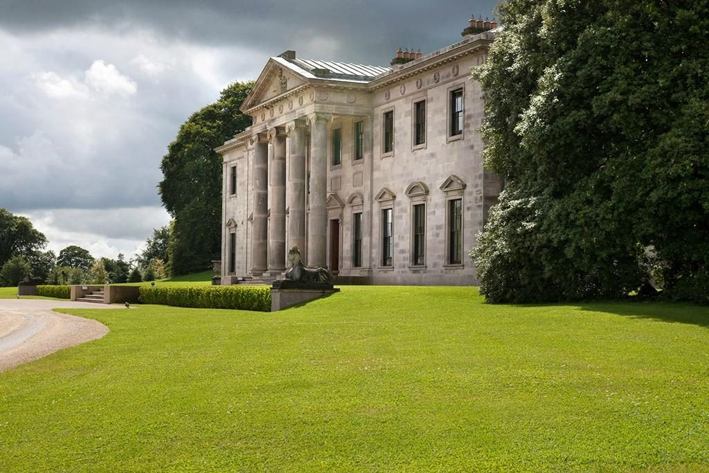 Ballyfin Demesne is one of the 10 most romantic getaways in Ireland